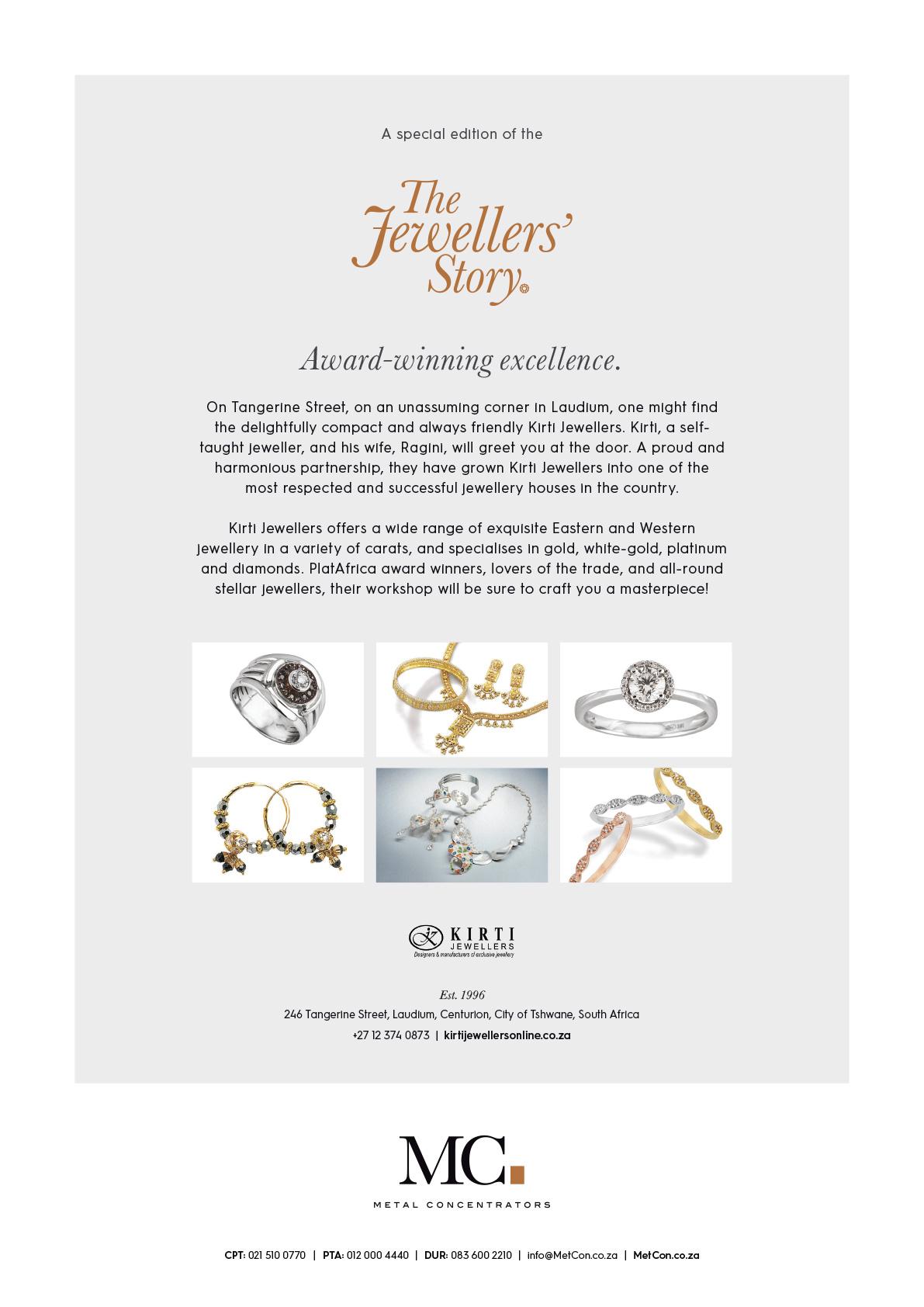 Kirti Jewellers