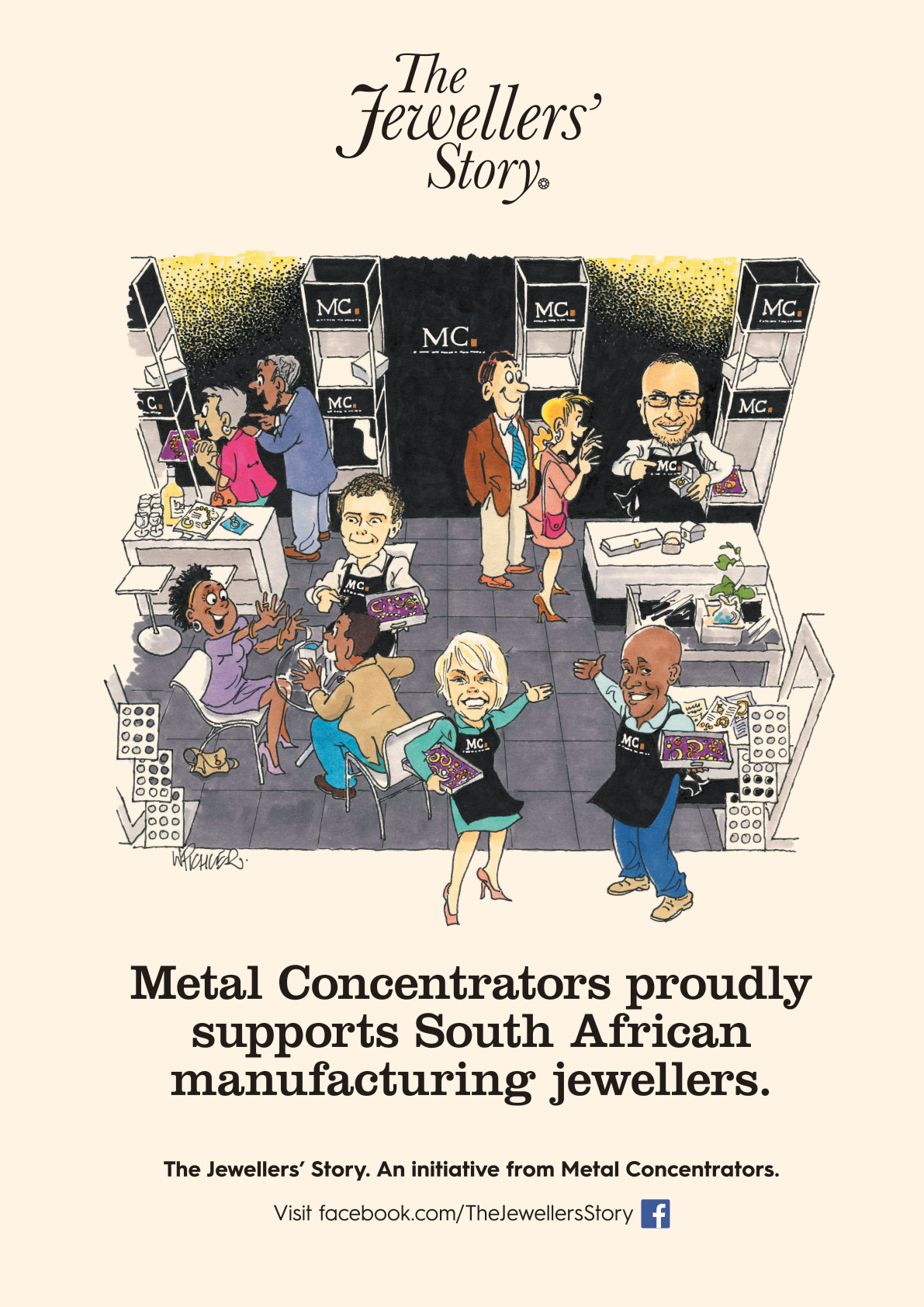 MC proudly supports SA manufacturing jewellers
