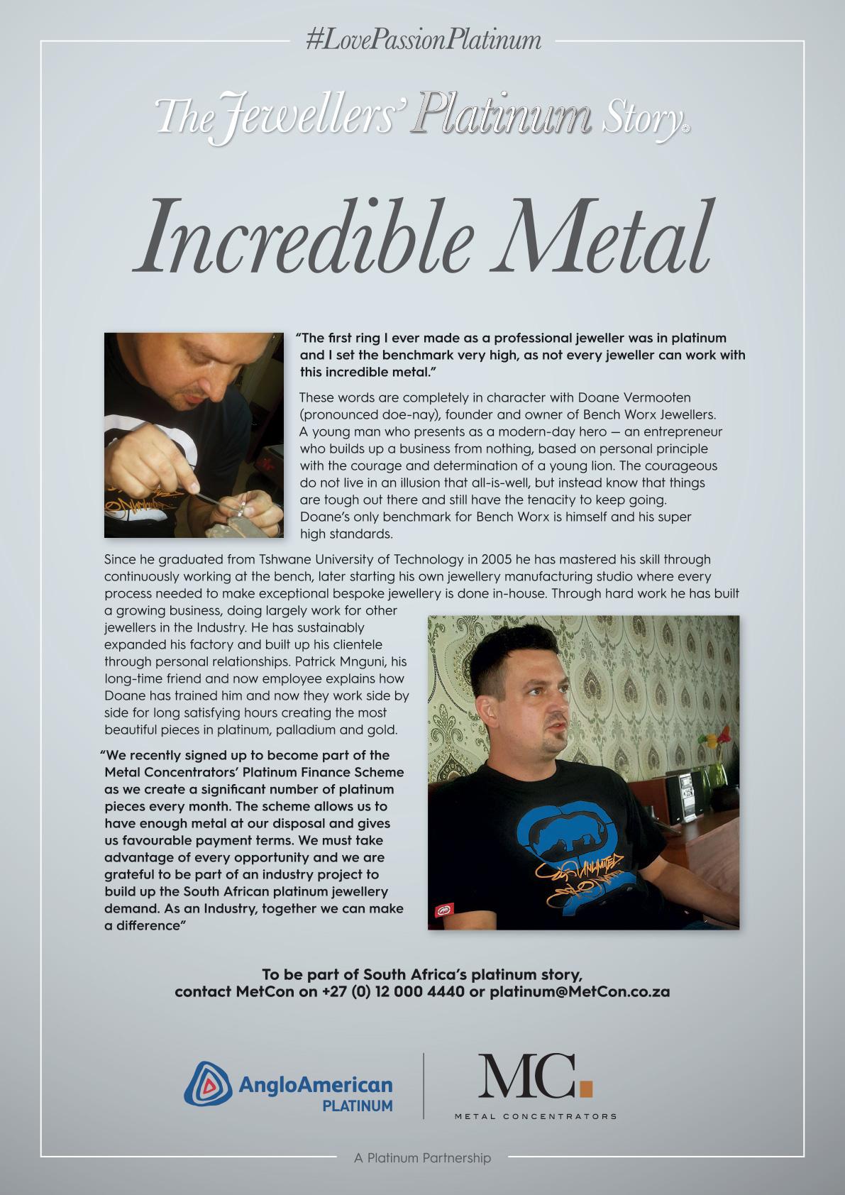 Incredible Metal