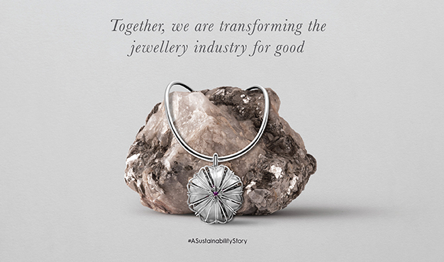 Together, we are transforming the jewellery industry for good